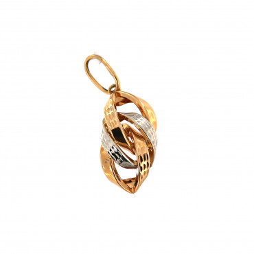 Rose gold pendant ARBL06-10