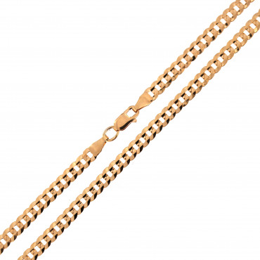 Rose gold chain CRG1-4.00MM