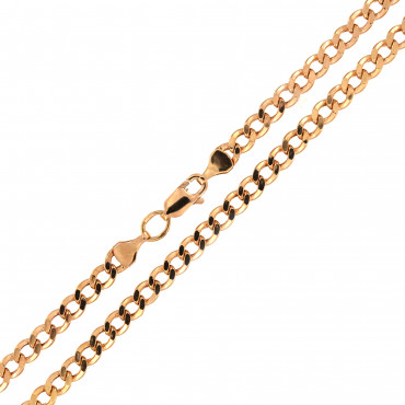Rose gold chain CRG3-4.00MM
