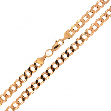 Rose gold chain CRG3-4.90MM