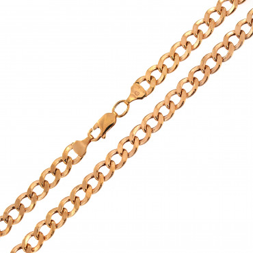 Rose gold chain CRG3-6.00MM