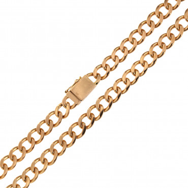 Rose gold chain CRG3-7.50MM