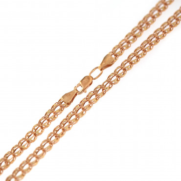 Rose gold chain CRGAR5D-4.80MM-1