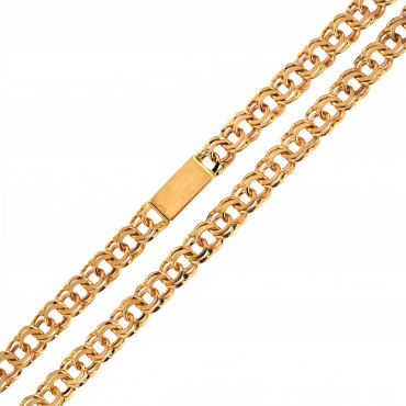 Rose gold chain CRLGAR-7.00MM-1