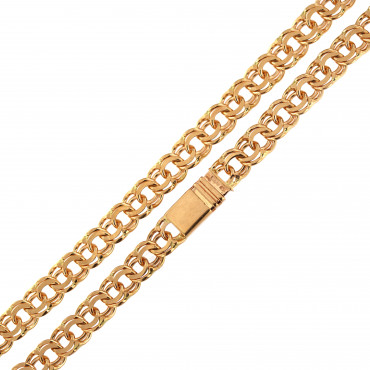 Rose gold chain CRLGAR-8.00MM-1