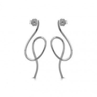 Sterling silver earrings FID08-E025