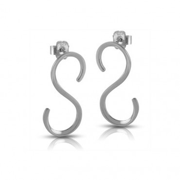 Silver earrings FID08-E033