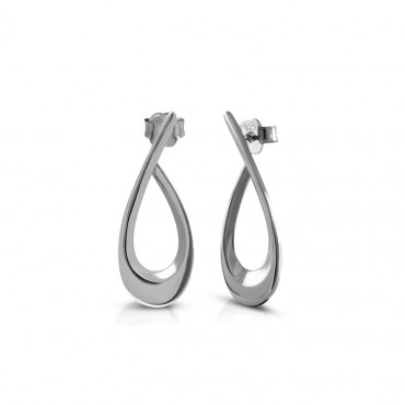 Silver earrings FID08-E042