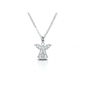 Sterling silver necklace pendant FID07MN-N025