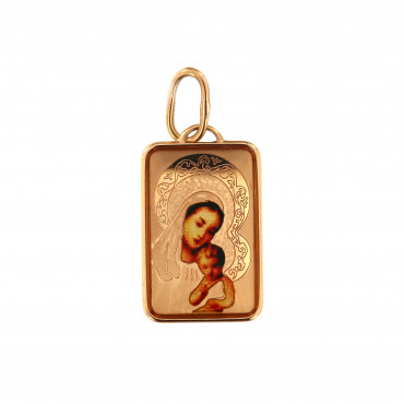 Rose gold icon pendant ARM01-12