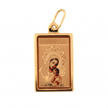Rose gold icon pendant ARM01-15
