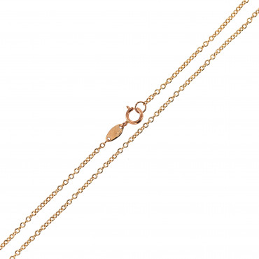 Rose gold chain CRCAB7-1.20MM