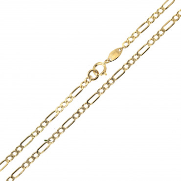 Yellow gold chain CGFGP-2.00MM