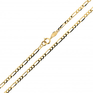 Yellow gold chain CGFG2-2.00MM