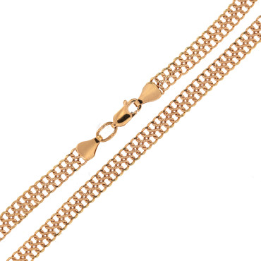 Rose gold chain CRVIENNA-5.00MM