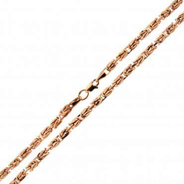 Rose gold chain CRZF01-3.00MM