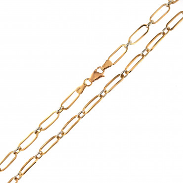 Rose gold chain CRZF05-4.20MM