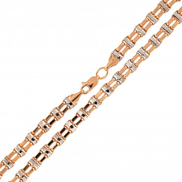 Rose gold chain CRZF07-5.00MM