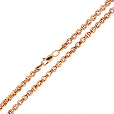 Rose gold chain CRZF09-3.85MM