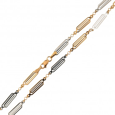 Rose gold chain CRZF13-4.00MM