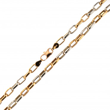 Rose gold chain CRZF16-4.00MM