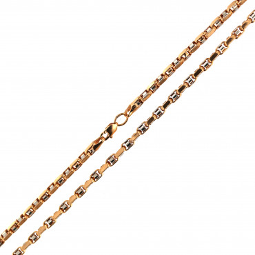 Rose gold chain CRZF20-3.00MM