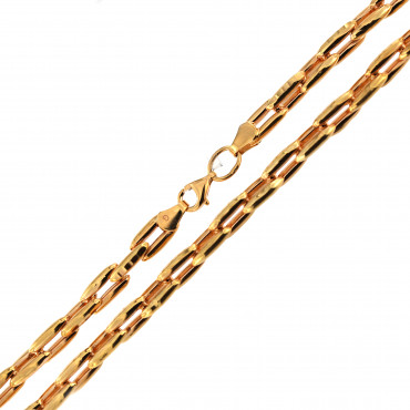 Rose gold chain CRZF25-5.00MM