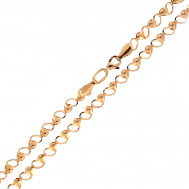 Rose gold chain CRZFP01-3.50MM