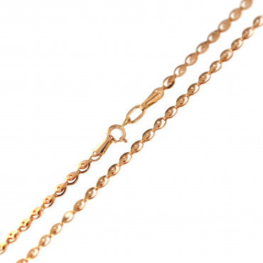 Rose gold chain CRZFP02-3.00MM