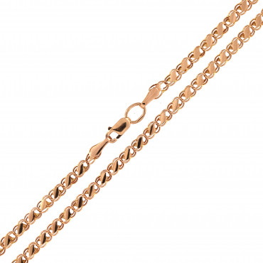 Rose gold chain CRZFP04-3.00MM