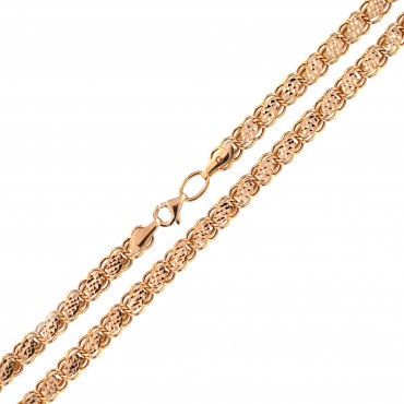 Rose gold chain CRZFP05-5.00MM