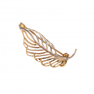 Rose gold brooch FRS05-10